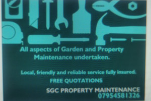 Offer - SGC PROPERTY MAINTENANCE